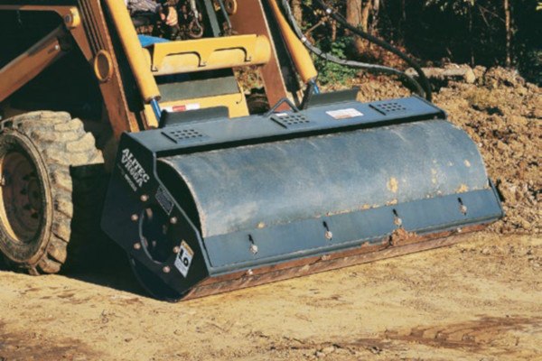 Woods | Skid Steer Attachments | Vibratory Rollers
