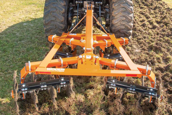 Woods | Landscape Equipment | Disc Harrows