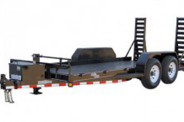 Load Trail | Trailers | Car-Hauler and Bob Cats
