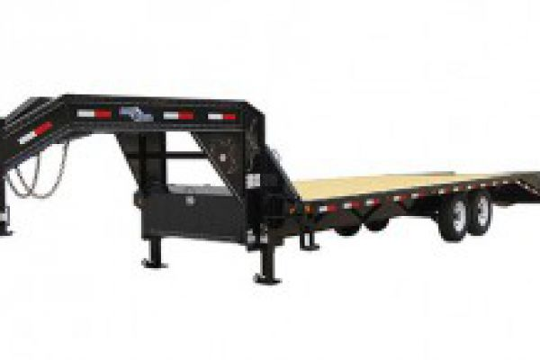Load Trail | Trailers | Heavy Duty Goosenecks and Pintle Hooks