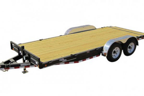"Load Trail CC10 - Carhauler 9,990 Lb w/Drop Axles & 6"" Channel Frame"