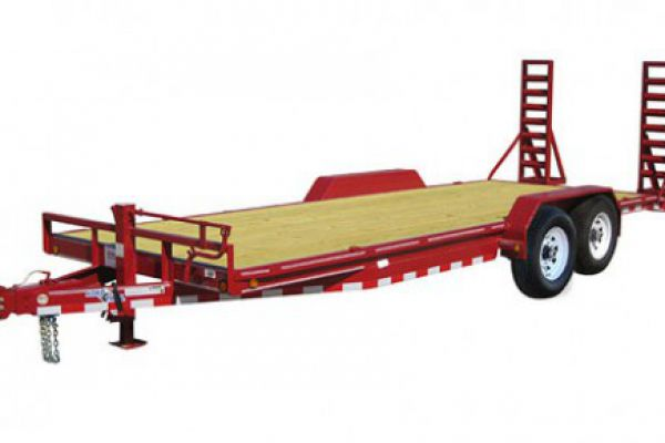 "Load Trail CC16 - Carhauler 16,000 Lb w/ 6"" Channel Frame"