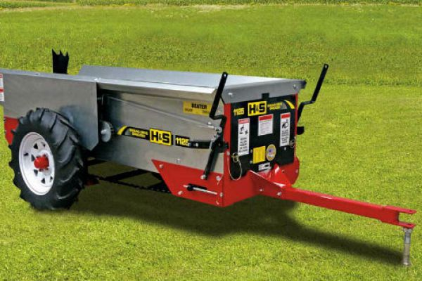 H&S | Ground Drive Manure Spreaders | Model Model 1125