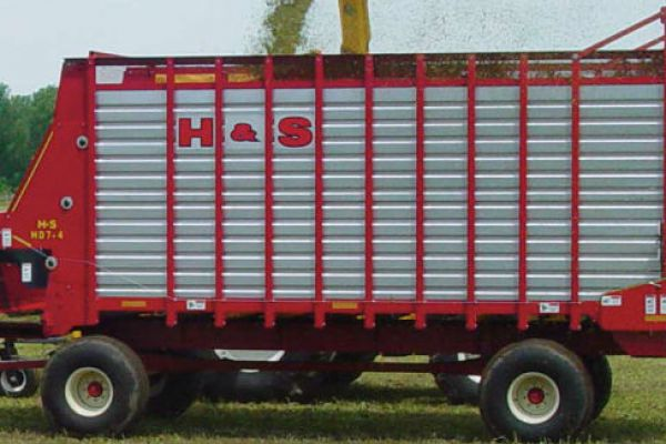 H&S | HDNR Forage Boxes | Model 20'