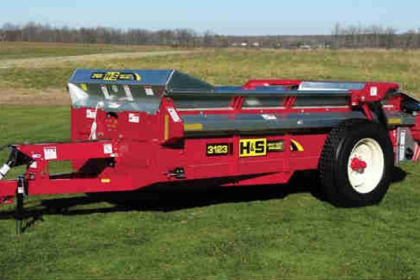 H&S | Manure Spreaders | Heavy Duty Manure Spreaders