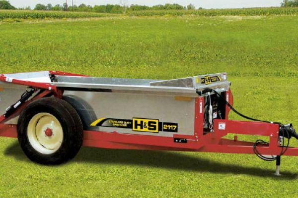 H&S | Manure Spreaders | Standard Duty Manure Spreaders