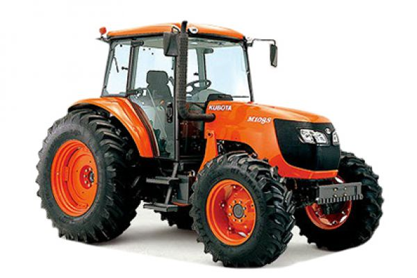 Kubota M108S Low Profile