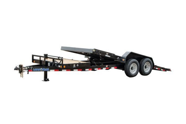 Load Trail TD16 – Tilt Deck Gravity 16,000 Lb w/6″ Channel Fram