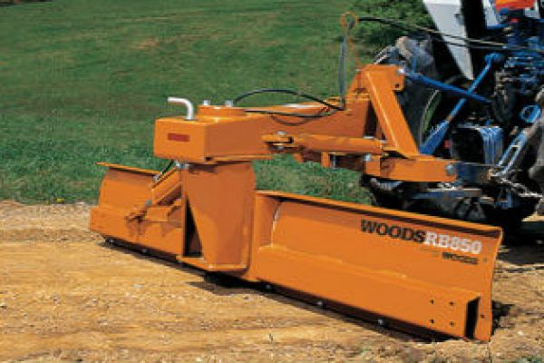 Woods | Landscape Equipment | Rear Blades