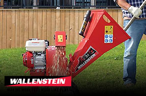 We work hard to provide you with an array of products. That's why we offer Wallenstein for your convenience.
