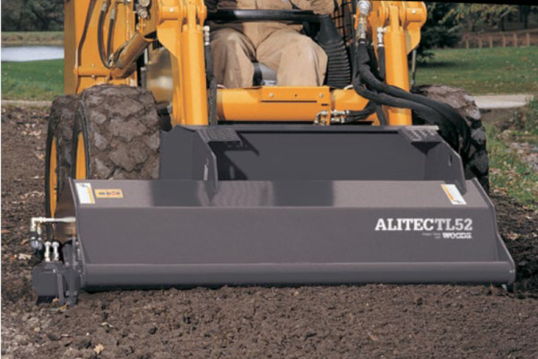 Woods | Skid Steer Attachments | Tillers